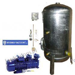 Hydrofor 200L ocynkowany z pompą SM 4.02 (zbiornik HVP 201) Pompy i hydrofory