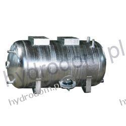 Hydrofor poziomy 300 L zbiornik ocynkowany