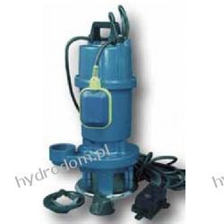 Pompa WQ 15-7 1,1kW/230 z rozdrabniaczem i pływakiem  Piece wolnostojące