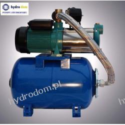 Hydrofor 24L MHI 1300 INOX 100L/min do 5,3bara IBO  Pompy i hydrofory
