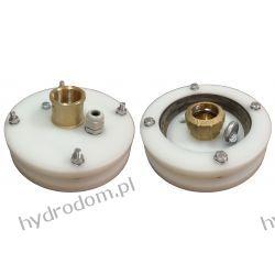 Głowica zamknięcie studni głębinowej 125/40 PE HD