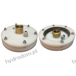 Głowica zamknięcie studni głębinowej 160/50 PE HD