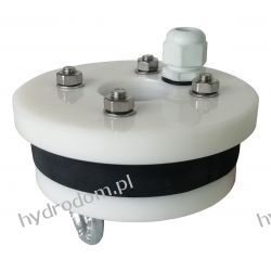 Głowica studzienna 125/32 PE HD (zamknięcie studni głębinowej)