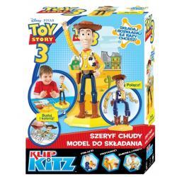 KLIP KITZ Szeryf Chudy figurka do składania 79181
