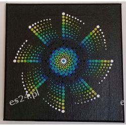 Mandala Energetyczna 50/50cm