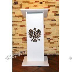 Mównica Delegacyjna z Godłem - 114cm