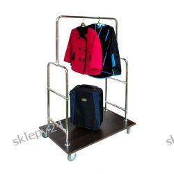 Wózek Na Bagaż i Odzież Do Hotelu - 175X100X60cm
