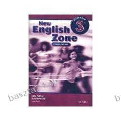 English Zone New. 3. ćwiczenia. Oxford