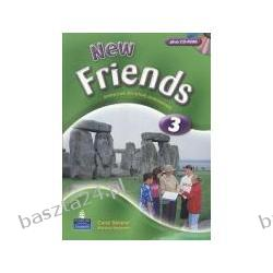 New Friends 3. student's book. Longman