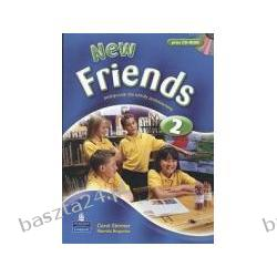 New Friends 2. student's book. Longman