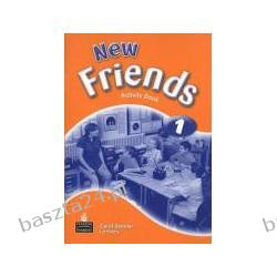 New Friends 1. activity book. Longman