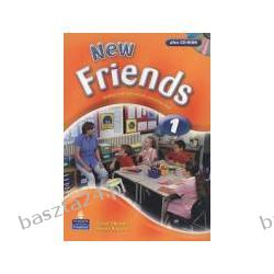 New Friends 1. student's book. Longman