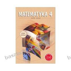 Matematyka 4. zbiór zadań. GWO