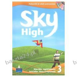 Sky High 3. książka ucznia. Longman