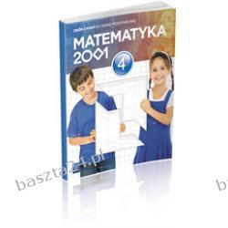 Matematyka 2001. kl. 4. zadania. Chodnicki. WSiP