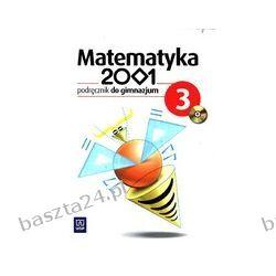 Matematyka 2001. kl. 3. podręcznik. WSiP