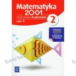 Matematyka 2001. kl. 2. ćwiczenie 2. WSiP