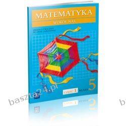 Matematyka wokół nas 5. ćwiczenie 1. Lewicka. WSiP