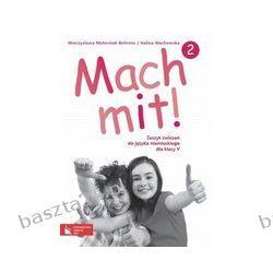 Mach mit! 2. język niemiecki. ćwiczenia. Materniak. PWN