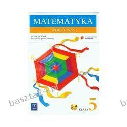 Matematyka wokół nas 5. podręcznik. Lewicka. WSiP