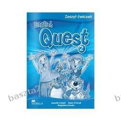 English Quest 2. ćwiczenia. Macmillan
