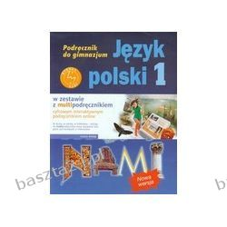 Między nami 1. podręcznik+multibook Łuczak. GWO
