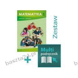 Matematyka 1. podręcznik+multibook. Dobrowolska. GWO