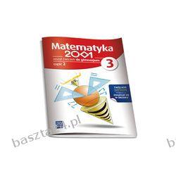 Matematyka 2001. kl. 3. ćwiczenie 2. WSiP