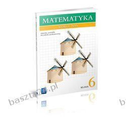 Matematyka wokół nas 6. zbiór zadań. Lewicka. WSiP