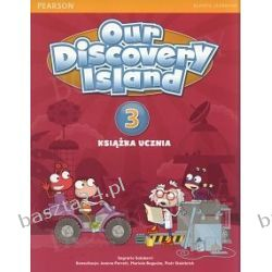 Our Discovery Island 3. książka ucznia. Longman