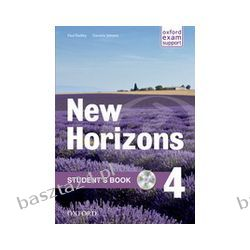New Horizons 4. student's book. Oxford