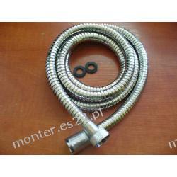 Wąż prysznicowy 150-200 rozciągliwy