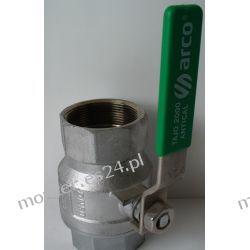 Zawór kulowy DN 50 ARCO TAJO gw-gw z kulą antykaminna