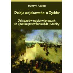 Dzieje wojskowości u Żydów - Outlet(Miękka)