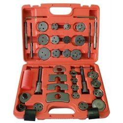 Zestaw do zacisków hamulcowych, 35 elementów. Beast 350435