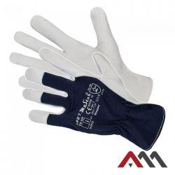 Rękawice ochronne z koziej skóry KAT. 2