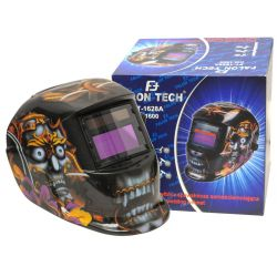 Maska przyłbica samo-ściemniająca spawalnicza FALON-TECH FT-1628A