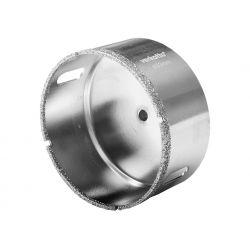 Otwornica diamentowa 65mm z galwanicznie naniesionym nasypem diamentowym, verkatto VR-6860