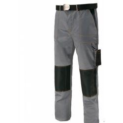 Spodnie robocze do pasa szare Grand Master