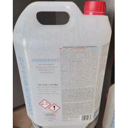 Odrdzewiacz profesjonalny 5 L kwas fosforowy