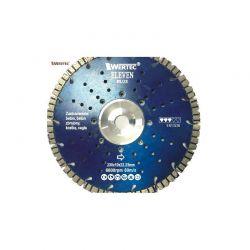 Tarcza Diamentowa z flanszą 230x10x22,23mm ELEVEN PLUS ELEVENPLUS230