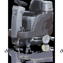 Maszyna czyszcząco-zbierająca HAKO Scrubmaster 75R jak nowaA