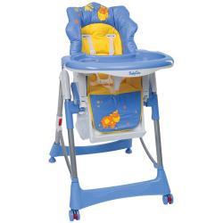 BabyOno krzesełko do karmienia 2858kn krówka niebieskie