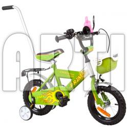 Rowerek ARTI BMX -MTB PRIMO 12 NEW  kol.zielony crocodile power