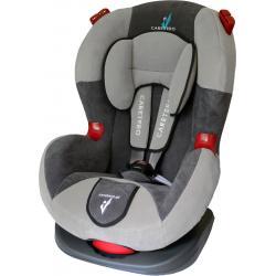 IBIZA CARETERO fotelik samochodowy 9-25 kg light grey