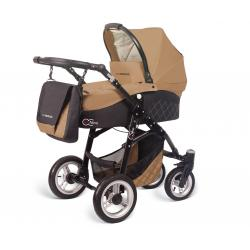 Babyactive wózek 3w1 EL-NINO beige z fotelikiem
