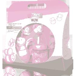 NUK zestaw startowy baby rose