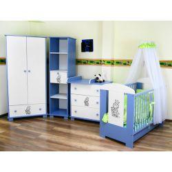 JARDREW zestaw mebli PRINCE łóżeczko bez szufladą TRANSPORT GRATIS