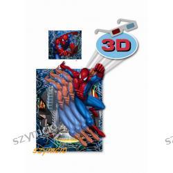 Pościel 3D SPIDERMAN 160x200 - 100% bawełny