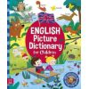 English Picture Dictionary for Children - Katarzyna Łanocha - Książka